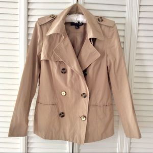 ⬇️FINAL-FOREVER 21 | Khaki Trench Jacket